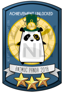 Animuc Panda 2018