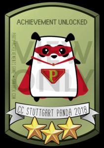 CC Stuttgart Panda 2018